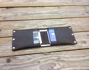 Men's Wallet, Mens Leather Wallet, Bifold Wallte