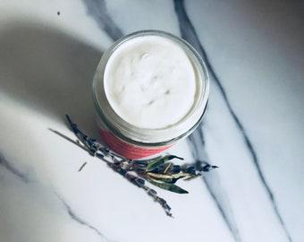 Lavender+ Rosemary Body Butter 8oz