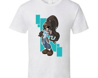 Avatar Korra - White T-Shirt