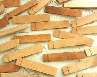 29 Wooden Tags   Wooden Tags   Wooden Tags Apples Pears   Craft Supplies
