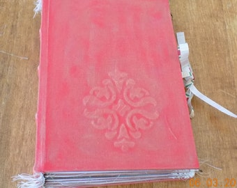 Hand Crafted Non-Themed Junk Journal Tome
