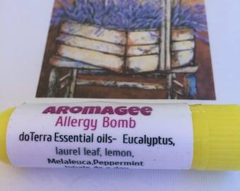 AromaGee Allergy Bomb