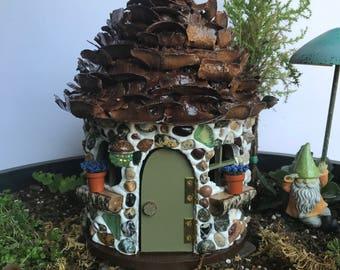 Fairy House/ Fairy Garden, Fairy Garden House