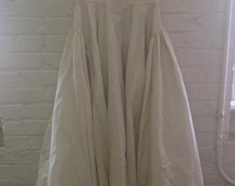1940s wedding dress by Mindelle size XS