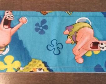 Spongebob Male Dog Belly Band - L