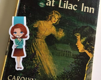 Bookmarks - Nancy Drew Magnetic Bookmarks