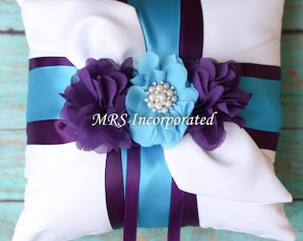 Pillow and Flower Girl Basket
