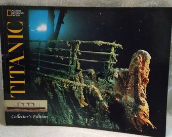 National Geographic Society Titanic Collector's Edition