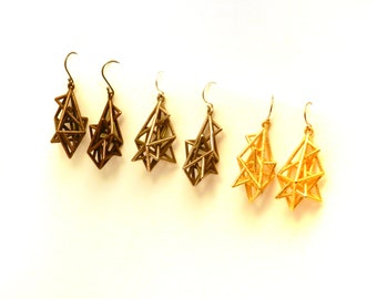 NEW! Urban Complexity Earrings