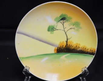 Meito China Hand Painted Plate from Japan-Vintage Item #1586  ON SALE NOW!!
