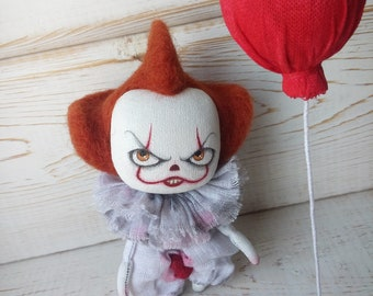 Pennywise Penny Doll Pennywise Doll It
