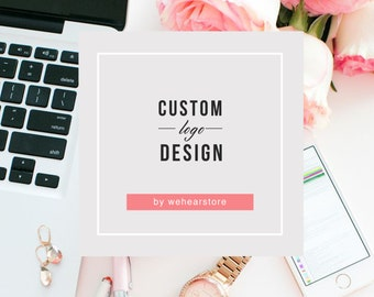 Custom Logo Design - Branding for Your Shop or Business