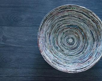 Extra Large Magazine Bowl