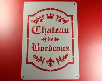 Template Chateau de Bordeaux frame-BS05