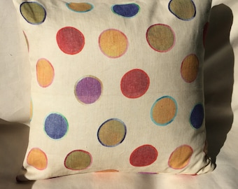 Lee Jofa fabric pillow cover