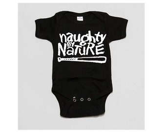 naughty by nature infanT to youth sizes