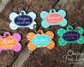 Design your own Pet Tag Create Your OWn Tag Pet ID Tag Dog Tag Cat Tag Custom Dog Tag Personalized ID Tag Personalized Pet Gift Pet Gift