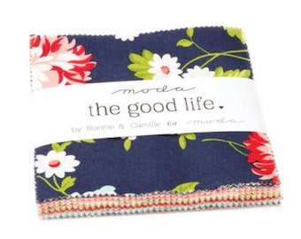The Good Life - Charm Pack - 55150PP