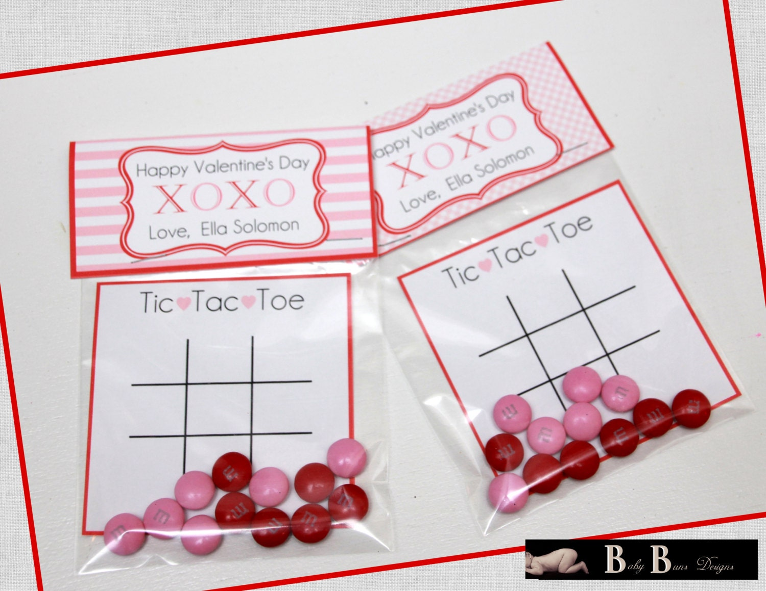 It's just a photo of Priceless Tic Tac Toe Valentine Printable