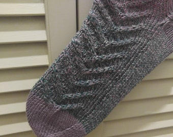 Janet's Cabled Socks