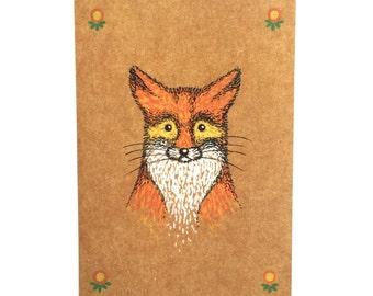 Mister Fox postcard