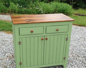 Designer Buffet,Multi Use Storage Cabinet,Country Sideboard, Kitchen Buffet, Buffet