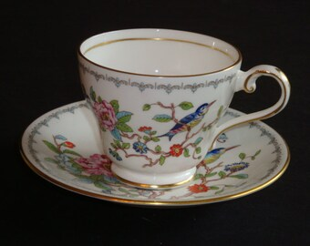Aynsley PEMBROKE Cup and Saucer