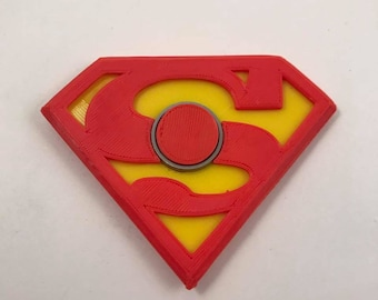 Superman Fidget Spinner