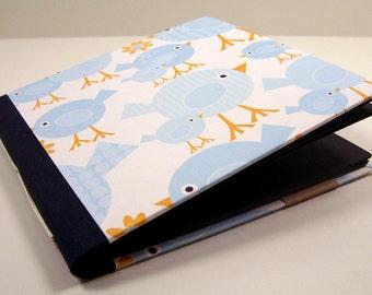 Insta-Photo Album // Baby Boy Blue Birds
