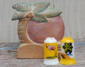 Kitschy Cute Beachy Napkin Holder and S&P Shakers!
