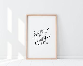 Salt + Light Digital Download