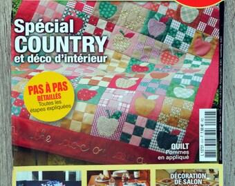 NINE HS Magazine design 9 - Special country Patchwork