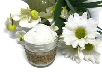 Body Butter, All Natural, Body Butter, Organic Body Butter, Organic Lotion, Body Lotion, Body Cream, Whipped Lotion, Vegan Skincare