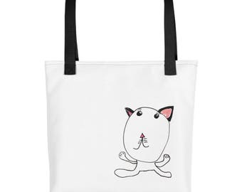 Elsa Cat Tote bag