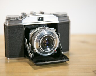 Ansco Regent 35mm Folding Bellows Camera #O58
