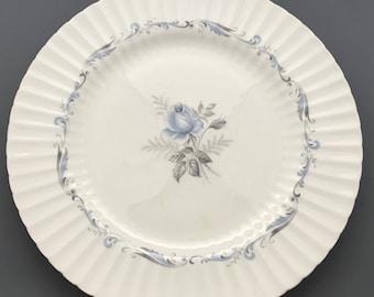 Paragon Morning Rose Dinner Plate