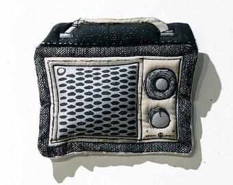 Stuffed Radio