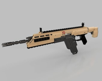 Titanfall R-101C Carbine - Model for 3D Printing