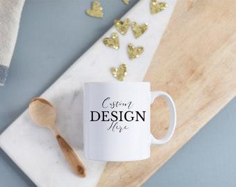 Custom Mug - Coffee Mug - Tea Mug - Custom Coffee Mug - Custom Tea Mug - Custom Ceramic Mug - Custom Design - Coffee Lover - Tea Lover