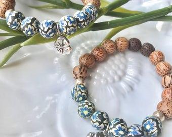 Island Flare Diffuser Bracelet