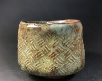 Wood fired Sake/Tea Cup