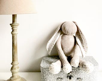 TAUPINE Rabbit heirloom doll