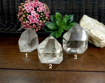 Amazing Smokey Quartz Polished Points- Smoky Quartz  - You Choose - (RK102B4-02)