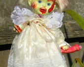 Zombie Baby Doll