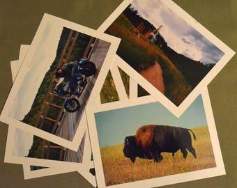 Handmade Post Cards