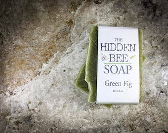 Green Fig Soap