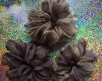 SALE!! DON'T Be LAMÉ Hair Scrunchie