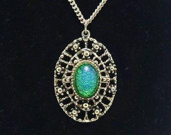 Exotic Stone Necklace