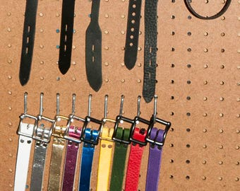 Colored Replacement Straps for Ball Gag