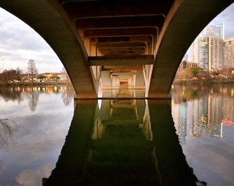 Austin Texas Bridge